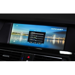 Digital Multi Interface For BMW (CIC, LVDS 4PIN)
